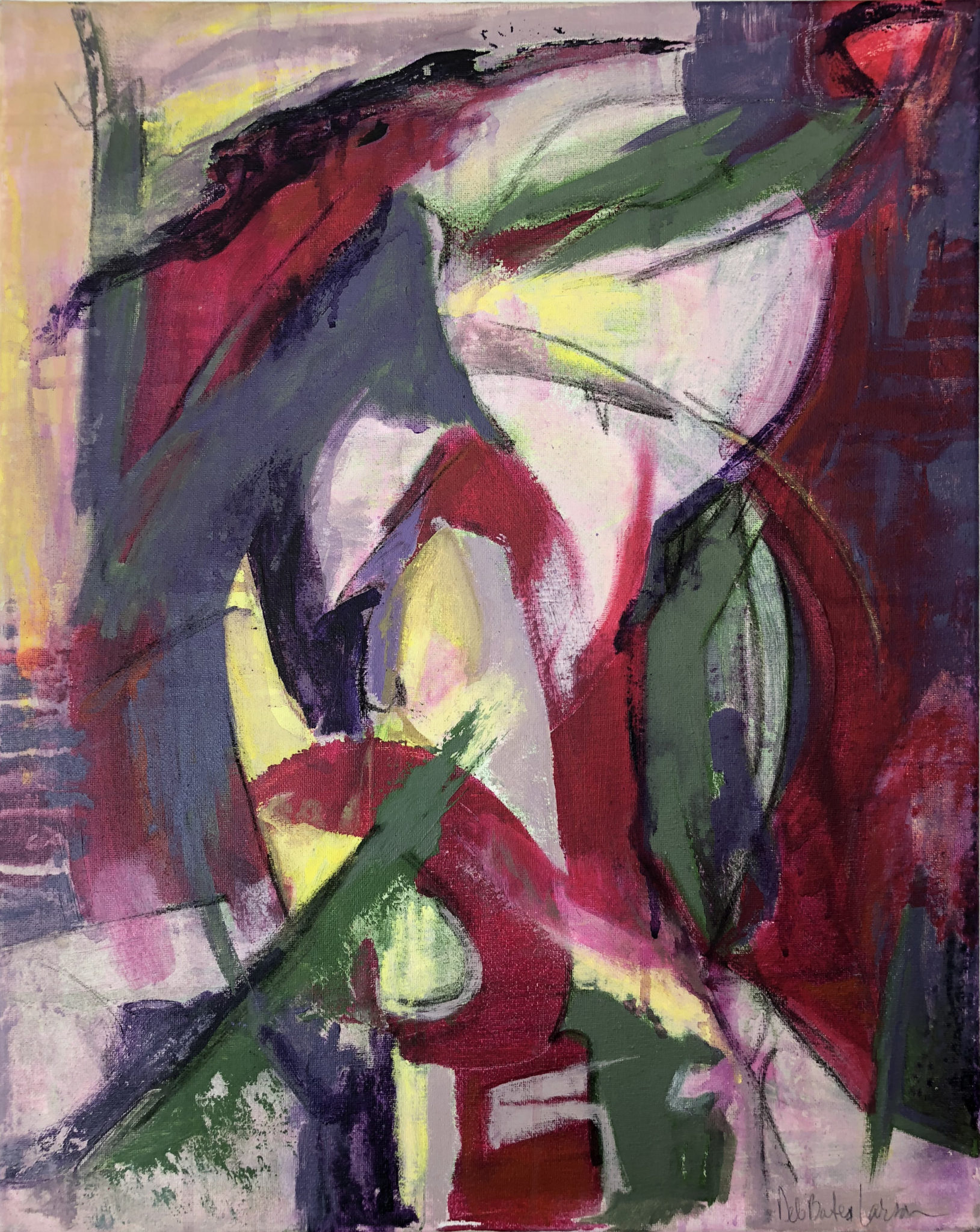 The Appeal Of Abstract Painting